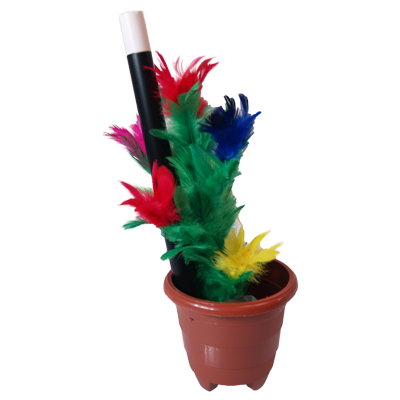 Anti Gravity Flower Pot by Premium Magic Trick
