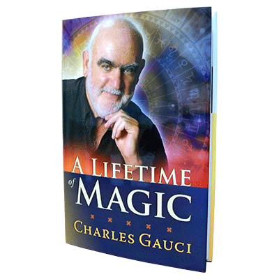 A Lifetime of Magic by Charles Gauci Boo