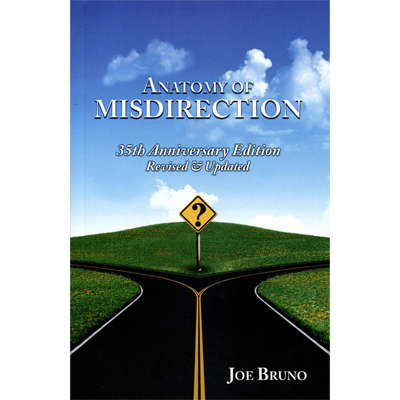 Anatomy of Misdirection by Joseph Bruno eBook