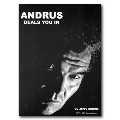 Andrus Deals You In by Jerry Andrus Book
