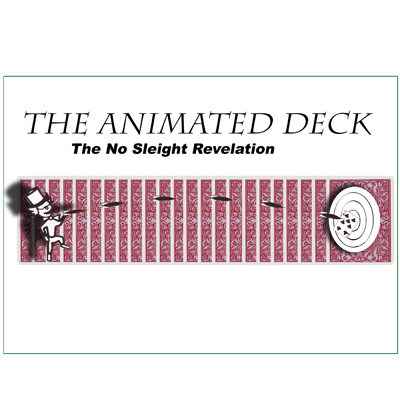Animated Deck by Tim Spinosa Trick