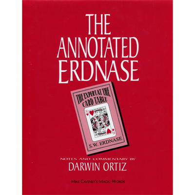 Annotated Erdnase by Darwin Ortiz and Mi