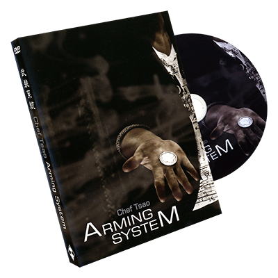 Arming System by Chef Tsao DVD