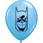 Batman Balloons Blue 5 inch
