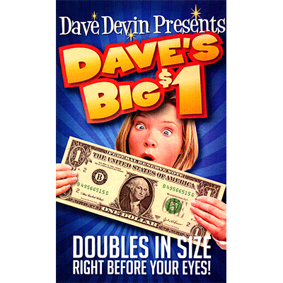 Big $1 by Dave Devin Trick
