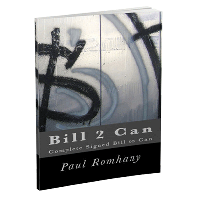 Bill 2 Can (Pro Series Vol 6) by Paul Ro