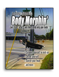 Body Morphin by Andrew Mayne Book