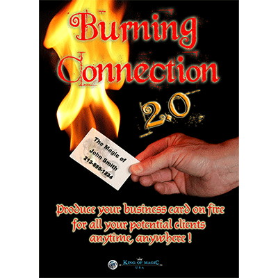 Burning Connection 2.0 by Andy Amyx Tric