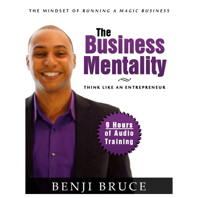Business Mentality by Benji Bruce Trick