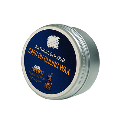 Card on Ceiling Wax 15g (Natural) by Dav