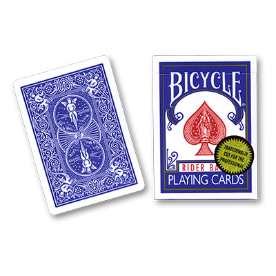 Bicycle Playing Cards (Gold Standard) BL