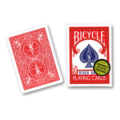 Bicycle Playing Cards (Gold Standard) RE