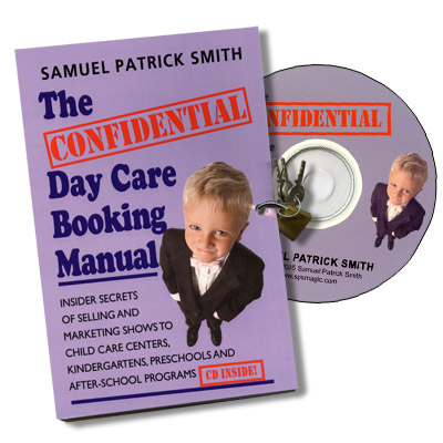 Confidential Day Care Booking Manual w/C