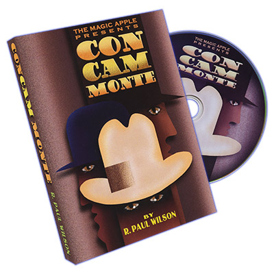 ConCam Monte by R Paul Wilson and Magic