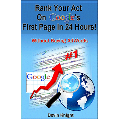How To Rank Your Act on Google by Devin