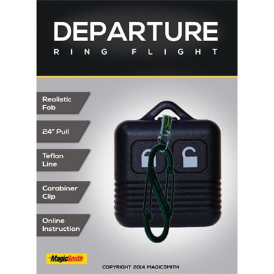 Departure Ring Flight (New and Improved)