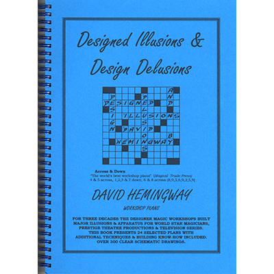 Designed Illusions & Design Delusions by