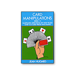 Card Manipulations by Jean Hugard Book