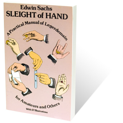 Sleight Of Hand Book by Edwin Sachs Book