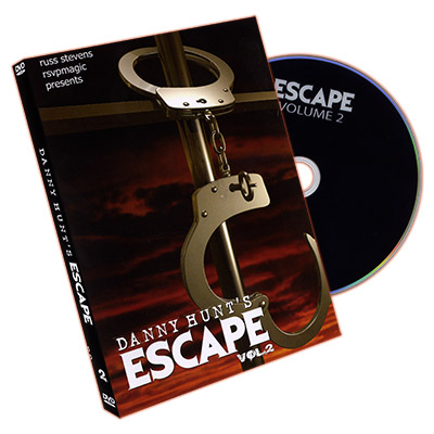 Escape Vol. 2 by Danny Hunt & RSVP DVD