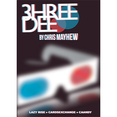 3hree Dee by Chris Mayhew & Vanishing In
