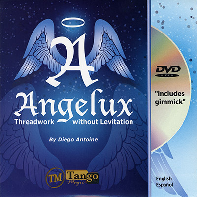 Angelux (DVD and Gimmick) by Tango DVD