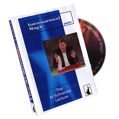 Al Schneider Lecture DVD by Internationa