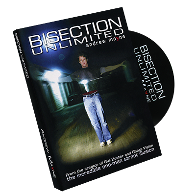Bisection by Andrew Mayne DVD