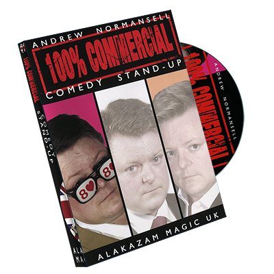 100 percent Commercial Volume 1 - Comedy