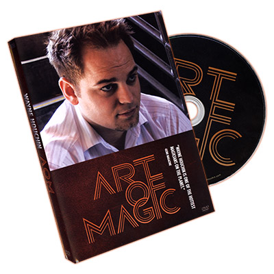 Art of Magic by Wayne Houchin DVD
