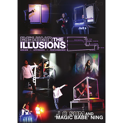 "Behind the Illusions by JC Sum & ""Magic"