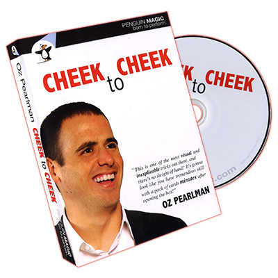 Cheek to Cheek (With Red deck) by Oz Pearlman DVD