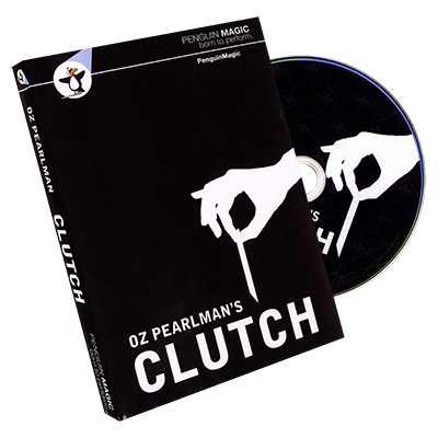 Clutch by Oz Pearlman and Penguin Magic DVD