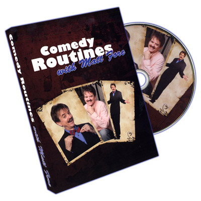 Comedy Routines by Matt Fore DVD