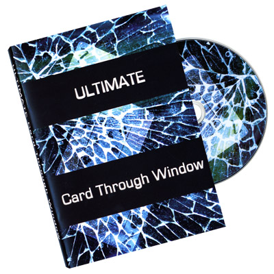 Ultimate Card Through Window DVD Eric James