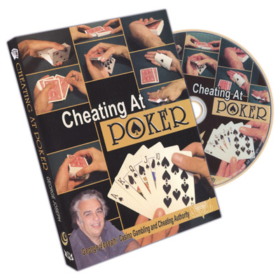 Cheating At Poker by George Joseph DVD