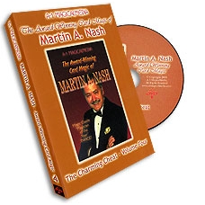 Award Winning Card Magic of Martin Nash