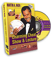 Charming Cheat Martin Nash DVD