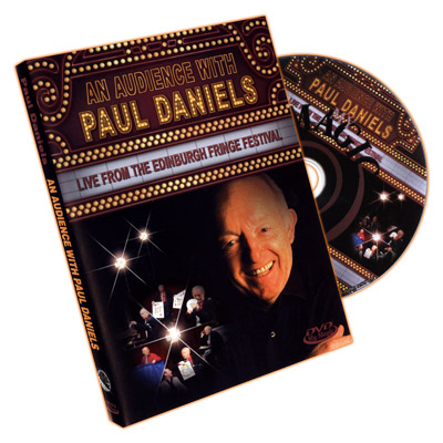 An Audience With Paul Daniels by Paul Da