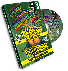 3 Shell Game/Topit Vol 3 by Patrick Page
