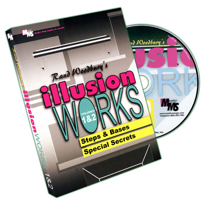 Illusion Works Volumes 1 & 2 by Rand Woo