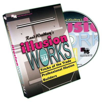 Illusion Works Volumes 3 & 4 by Rand Woo