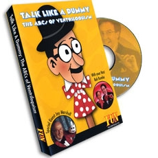 Talk Like a Dummy: ABCs of Ventriloquism DVD