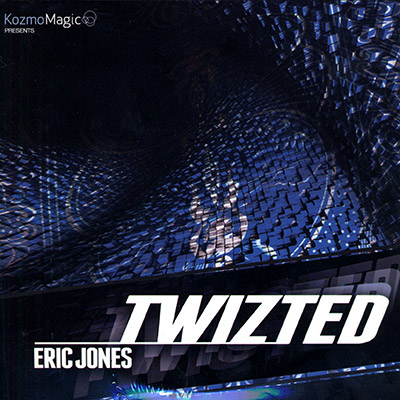 Twizted (Cards and DVD) by Eric Jones DVD