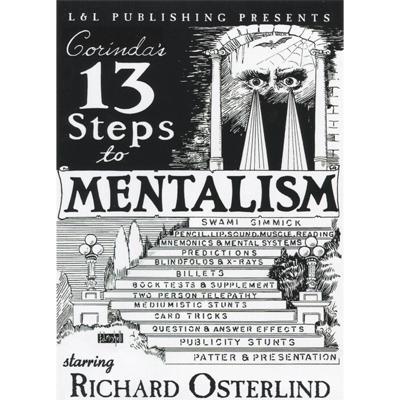 13 Steps To Mentalism (6 Videos) by Rich