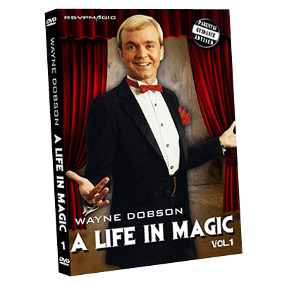 A Life In Magic From Then Until Now Vol.