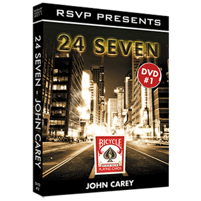 24Seven Vol. 1 by John Carey and RSVP Ma