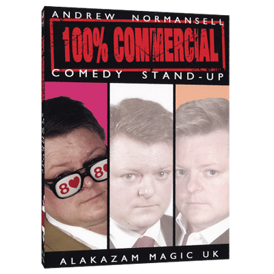 100 percent Commercial Volume 1 Comedy S