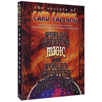 Card Fanning Magic (Worlds Greatest Magi