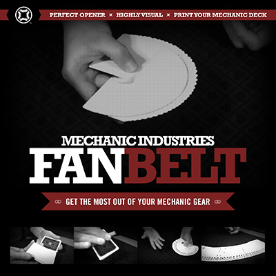 Fan Belt by Mechanic Industries DOWNLOAD